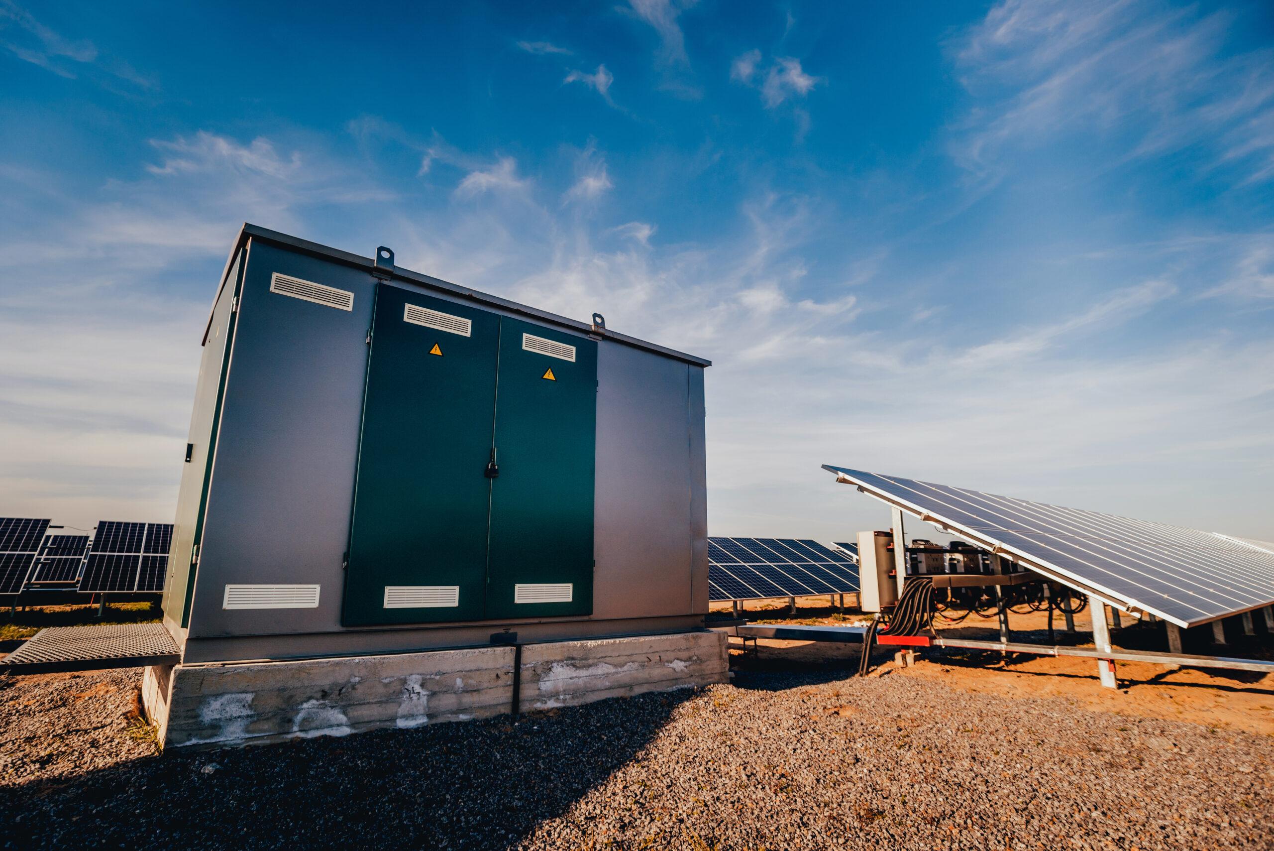 Proyecto Solar Fotovoltaico Elena