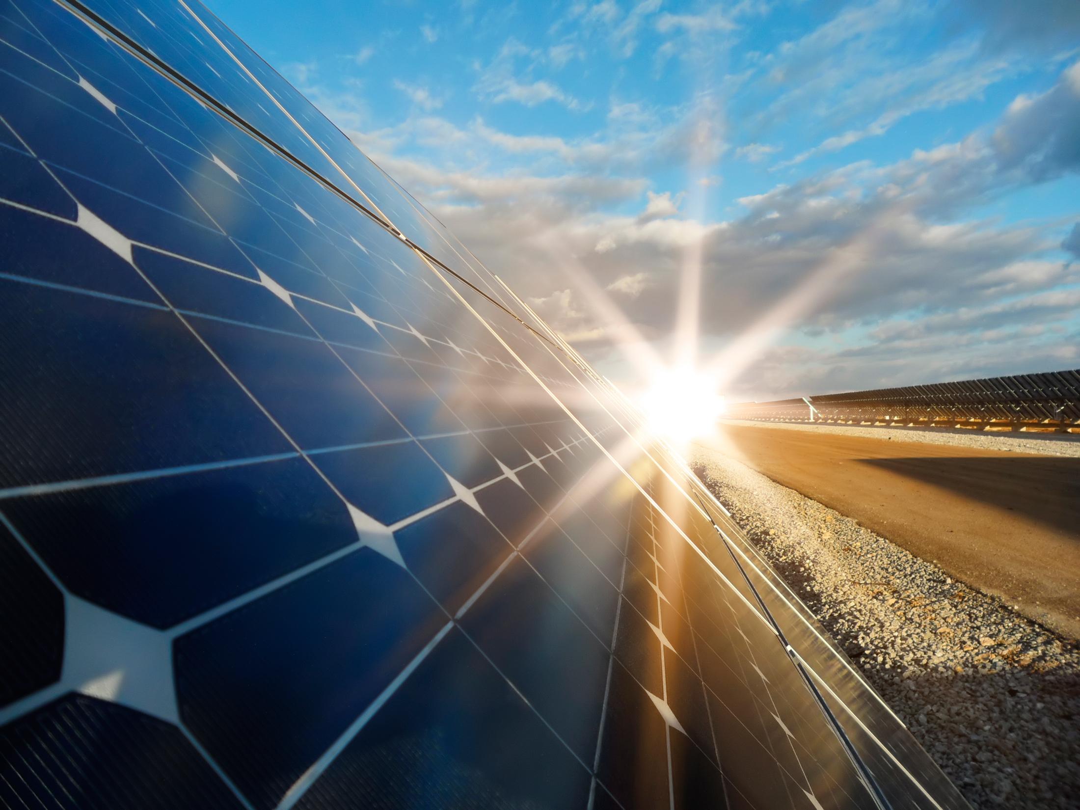 Planta Solar Fotovoltaica Moquegua